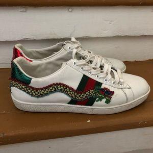 Gucci Shoes | Gucci New Ace Dragon